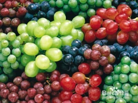 类似暧昧的颜色葡萄