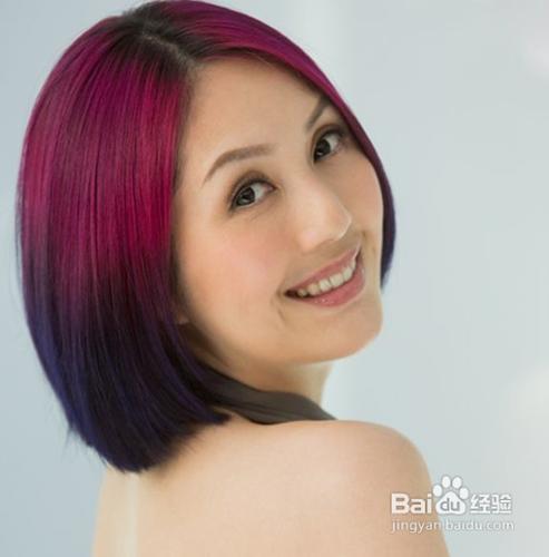 今年流行什么头发颜色?