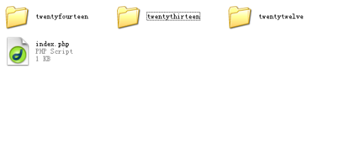 wordpress如何删除主题