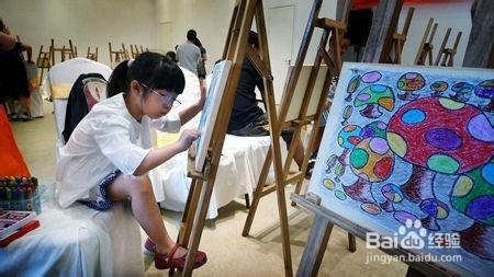 小学生怎么学画画 高清图片
