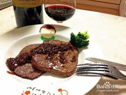红酒牛排的做法是怎样