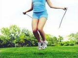 另类提升减肥方法跳绳瘦腿肥肉上减的功效怎么肚子图片