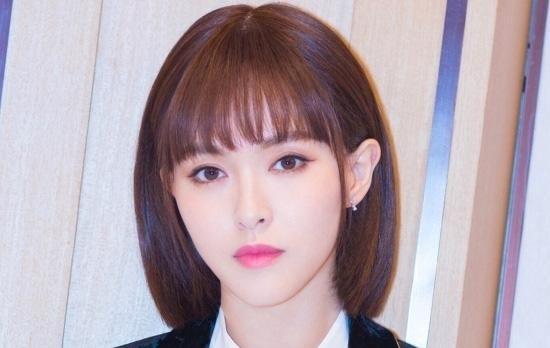 短发最美女星,赵丽颖无缘前三,郑爽第四,她最美! (550x348)图片