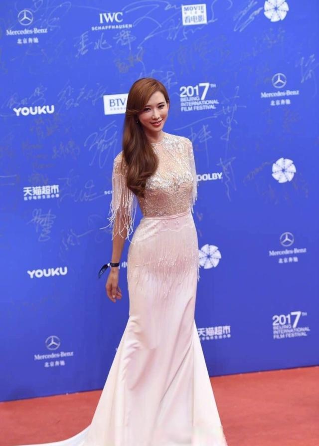 北京国际电影节,女星争奇斗艳,谁最亮丽图片