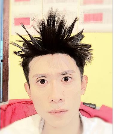 张一山发型 简洁帅气文艺范十足图片