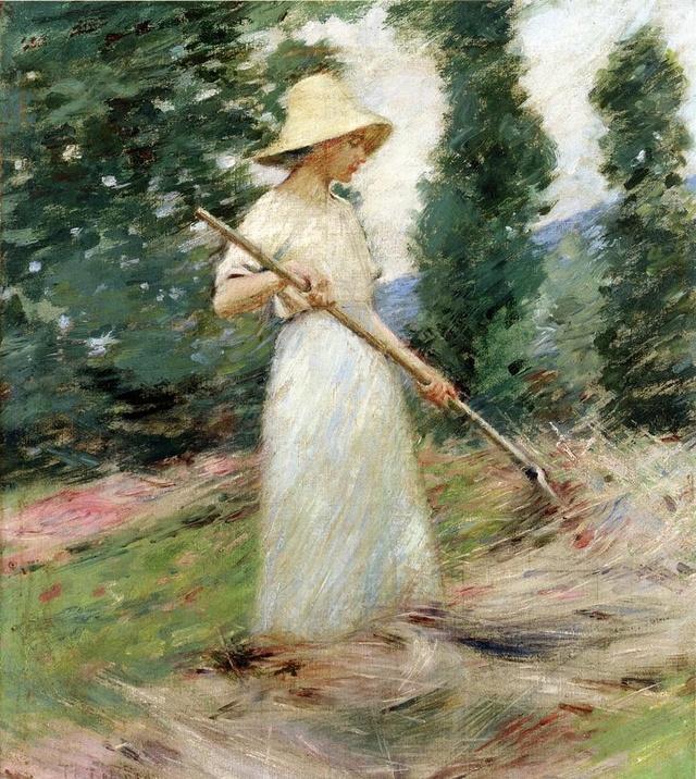 19世纪印象派画家——罗宾逊图片