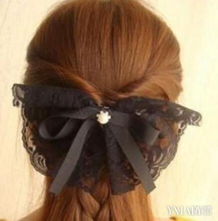 扎头发_教你如何扎100种头发_发型设计