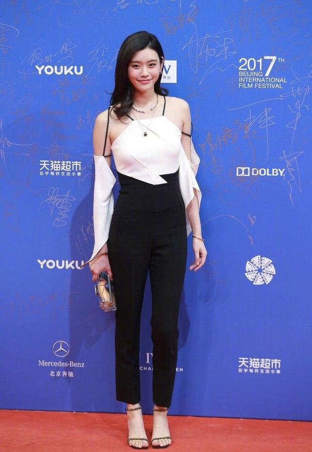 史上最全的北京国际电影节明星红毯照,刘亦菲太美了!图片