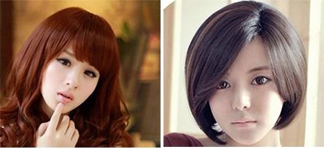 2013年最流行的几种韩式发型造型设计(女式)图片
