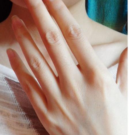 【西城】美媛素美甲纹绣图片
