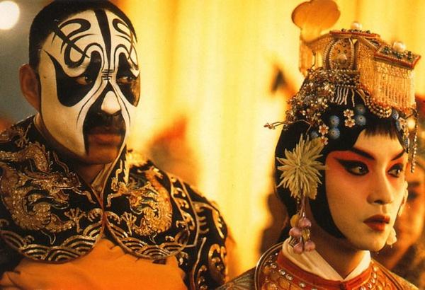 《霸王别姬》电影:中国电影的全集--百度百家鬼妻霸主在线观看影评图片