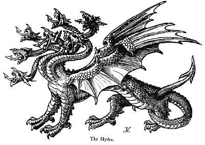 皇蛇兽_《山海经》与魔幻异兽:奇书串起的华语魔幻残卷