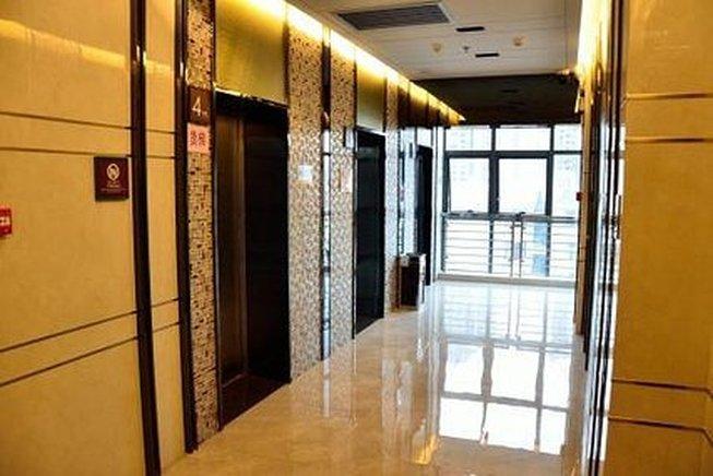 广州沐夏酒店公寓财富公馆店