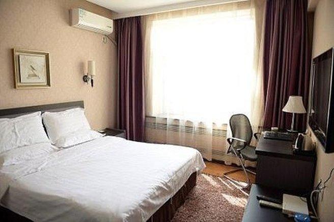 速8酒店哈尔滨中央大街店