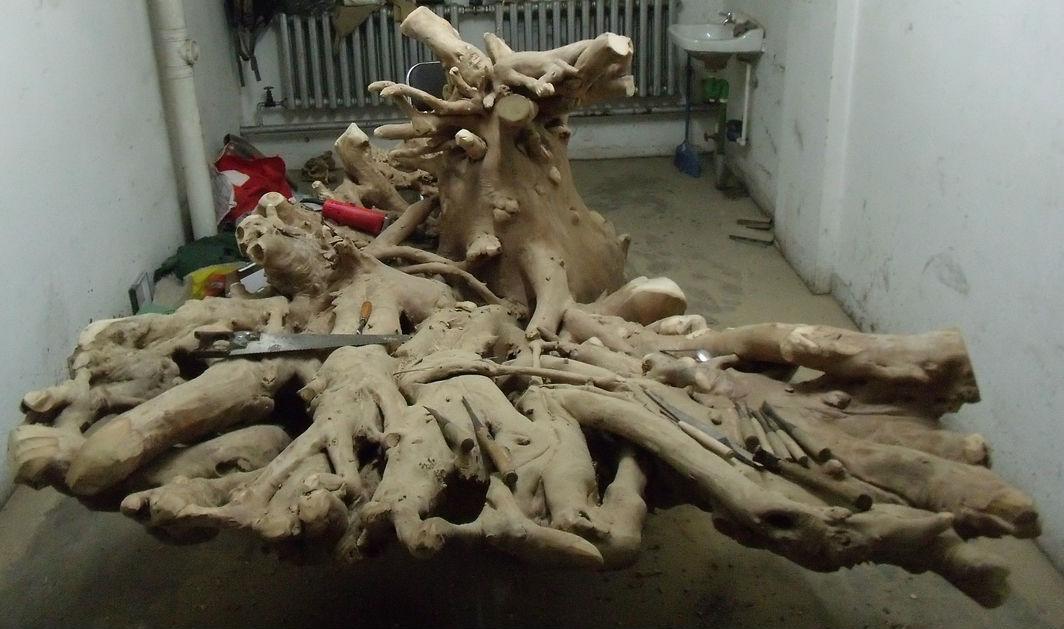 什么树根适合做根雕