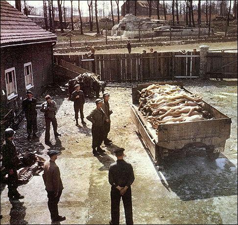 纳粹美女集中营剥人皮