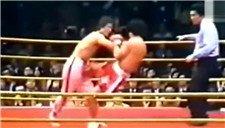 83年世界搏击精英赛 陈惠敏35秒KO日本拳手