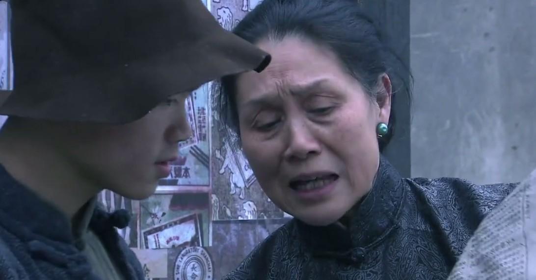 《新上海滩》-第31集精彩看点 丁力头像刊上报 丁母惊悉儿被捕