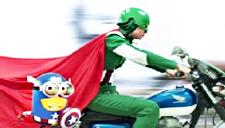 小黄人吐槽:你能见到的最山寨超级英雄