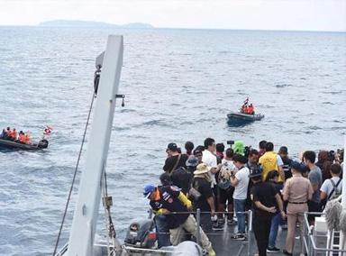 """泰国致47人遇难""""凤凰""""号沉船女船主自首"""