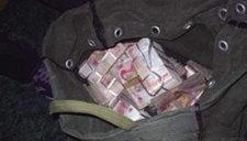 女子和丈夫吵架 将3万现金扔垃圾桶
