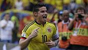 J罗点球自罚自补演绝杀 哥伦比亚1:0小胜玻利维亚