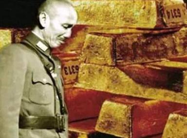蒋介石到底偷运走多少大陆黄金?梁宏达带你揭秘