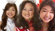 华裔小姐龅牙凸嘴大饼脸