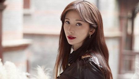 林志玲入选亚太最美面孔