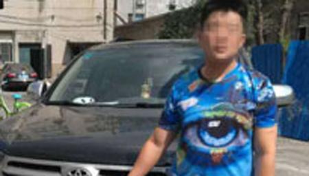男开车过积水路面蓄意向交警溅水被公安机关查获