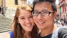 西安小伙辞职3年游遍6大洲 收获美好爱情