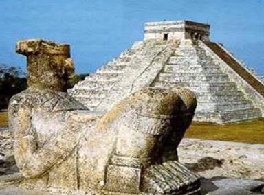 揭秘史前玛雅文明:独立制造火箭飞上太空