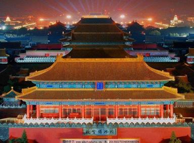 故宫94年来将首次晚间开放