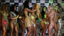 巴西美臀小姐决赛香艳无比 39岁熟女夺冠