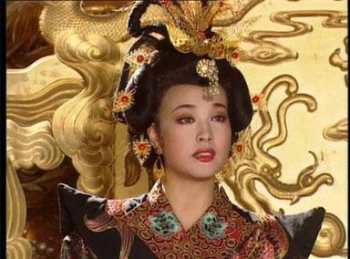 刘晓庆1983年化妆影片曝光,扮演慈禧太后惊艳