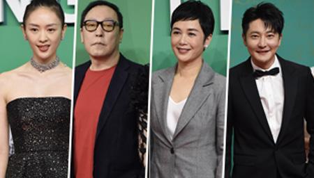 上海电视节白玉兰奖揭幕