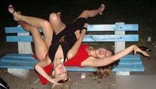 逗比姑娘爆笑合集 谁能救救醉了的她们