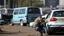 网曝华人夫妇南非闹市遭劫视频 车被开走