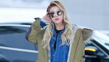 婑斌现身机场 透露Wonder Girls回归计划