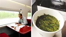 曝乘客坐高铁餐车被要求须买最低88元茶水
