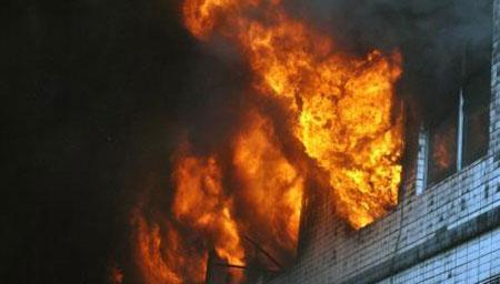 浙江一厂房发生爆燃事故 传连环爆炸声