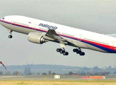 国家地理频道重现MH370坠毁画面