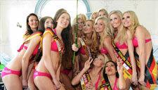 德国小姐决赛在即 24名佳丽争夺冠军