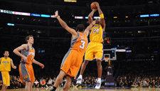 盘点NBA经典双绝杀 科比&安东尼霸气表演