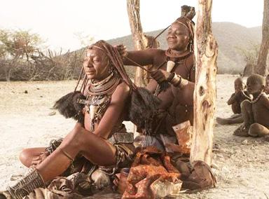 揭秘非洲原始部落,男女关系随意,女性一生不洗澡?