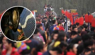 中国游客在朝鲜发生车祸32人死亡