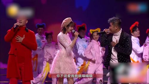 小潘潘甜美献唱《学猫叫》 ,黑龙杜歌变身最强合音唱出新韵味