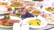 中秋将近,教大家做一桌大师级别的中秋私房家宴。
