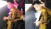 """曹颖儿子已经8岁了,被评为""""最帅星二代"""",爸妈基因好强大"""