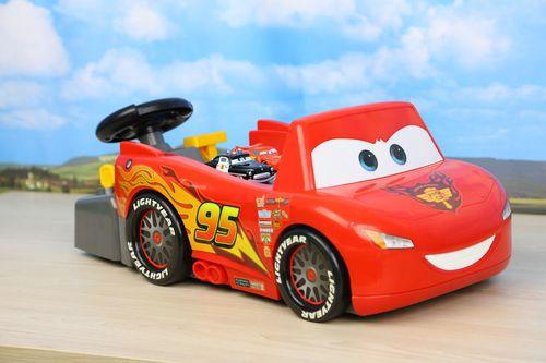 赛车总动员 奔跑吧麦坤 真实自驾比赛玩具体验